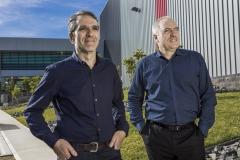 Tony & Greg, Directors of SBA Architects