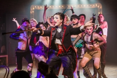 Cast of Cabaret - Hayes Theatre, Sydney