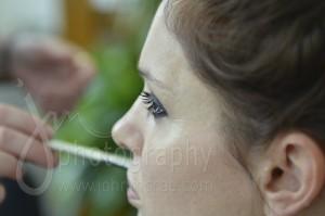 Close up of Amanda