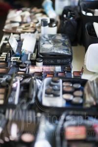 Make-up for days.......