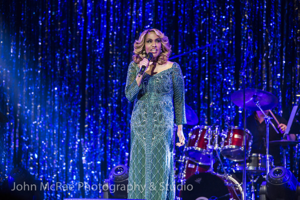 Jennifer Holiday headlines the Festival, appearing at the opening night at the City Recital Hall, Angel Place, Sydney