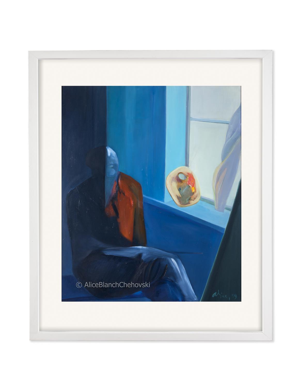 Untitled, 1989 (Self Portrait in Studio)