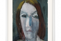 Head of Woman, 1975