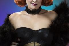 "Promotional shot of Chelsea Gibb for ""Cabaret The Musical"""