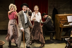 "Production shot for ""Calamity Jane"" at the Hayes Theatre"