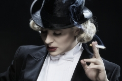 Damien Ross as Marlene